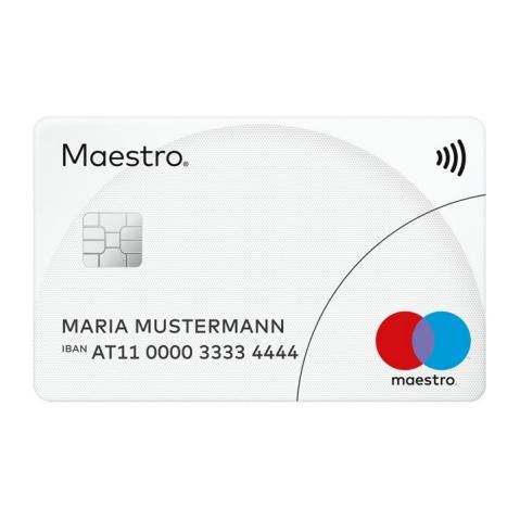 Cvv Ec Karte Sparkasse.Bankomatkarte Maestro